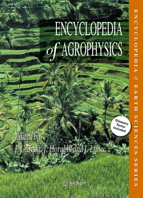 Cover of 'Encyclopedia of Agrophysics'