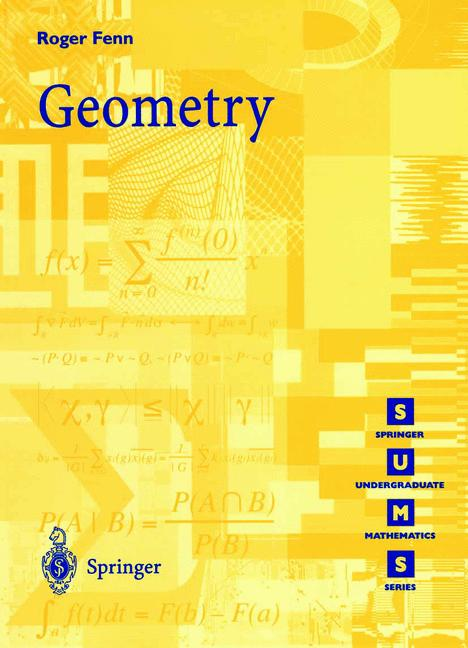 Cover of 'Geometry'