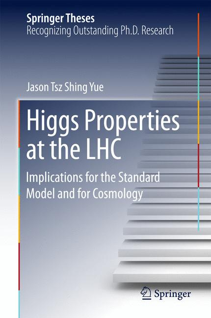 Cover of 'Higgs Properties at the LHC'