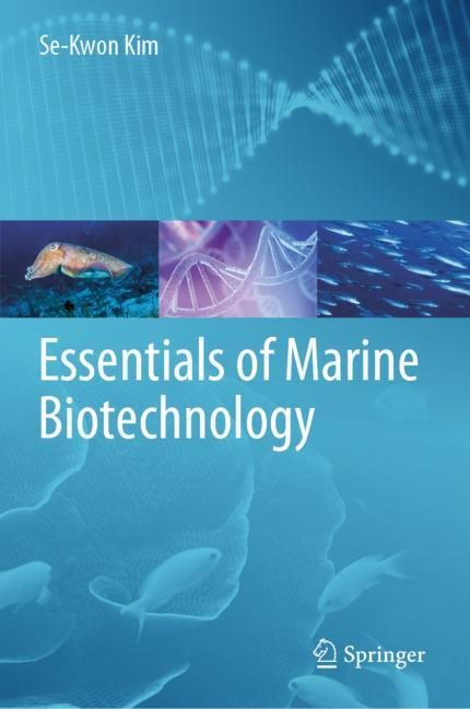 Cover of 'Essentials of Marine Biotechnology'