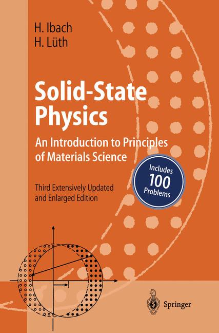 Cover of 'Solid-state physics : an introduction to principles of materials science'