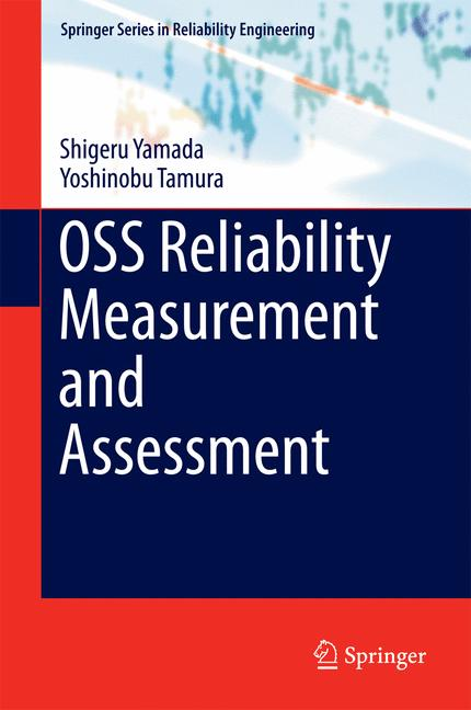 Cover of 'OSS Reliability Measurement and Assessment'