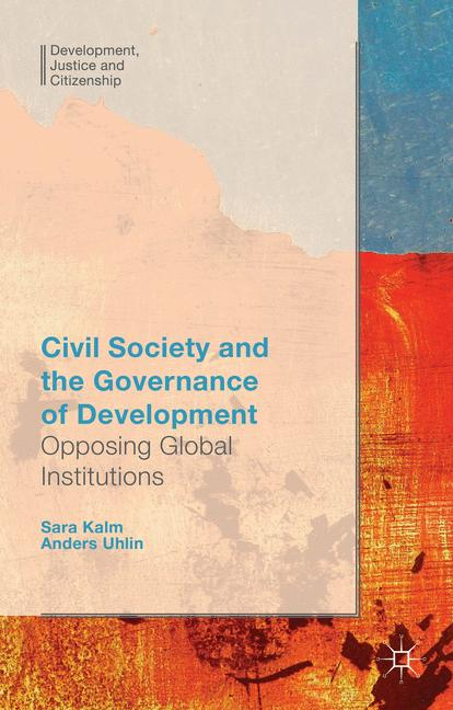 Cover of 'Civil Society and the Governance of Development'