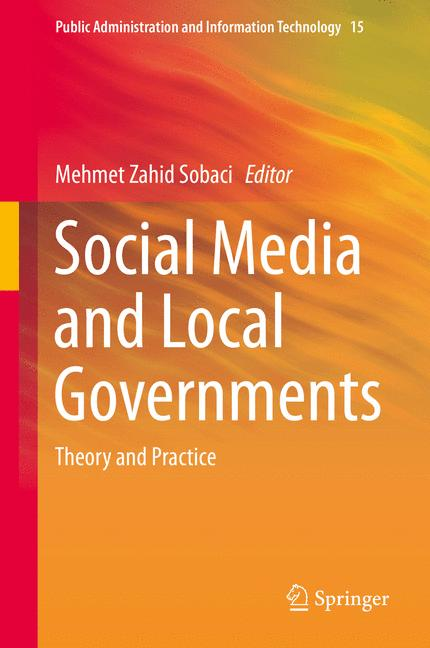 Cover of 'Social Media and Local Governments'