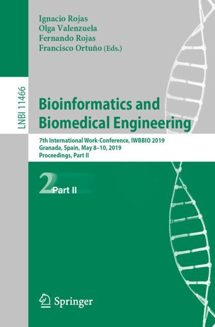 Cover of 'Bioinformatics and Biomedical Engineering'