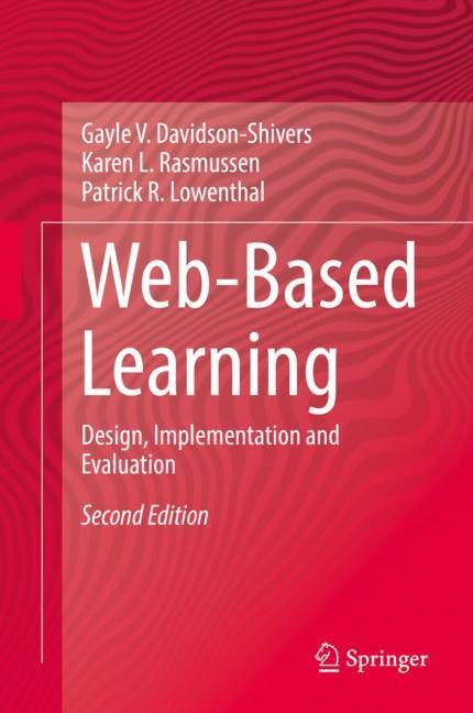 Cover of 'Web-Based Learning'