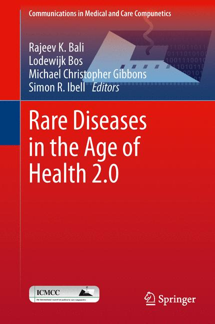 Cover of 'Rare Diseases in the Age of Health 2.0'