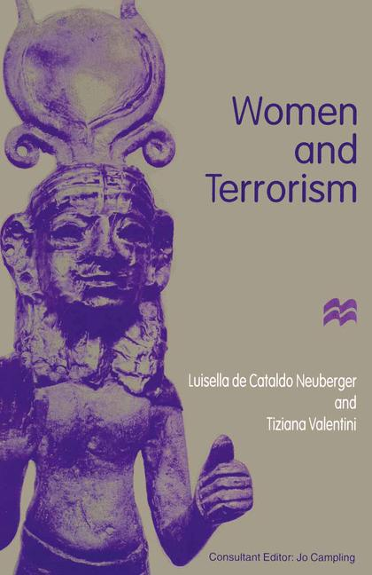 Cover of 'Women and Terrorism'