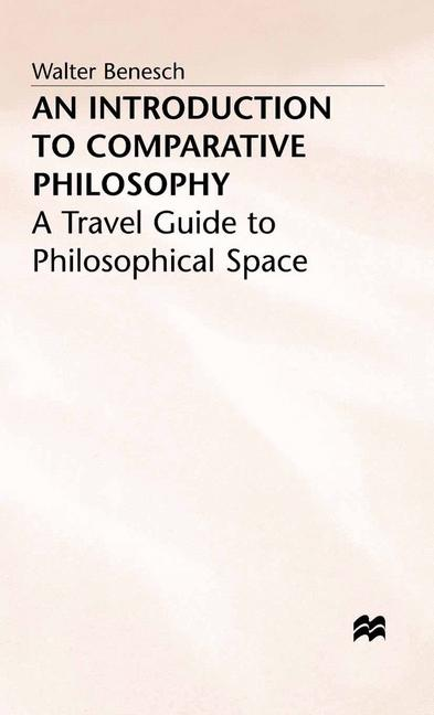 Cover of 'An Introduction to Comparative Philosophy'