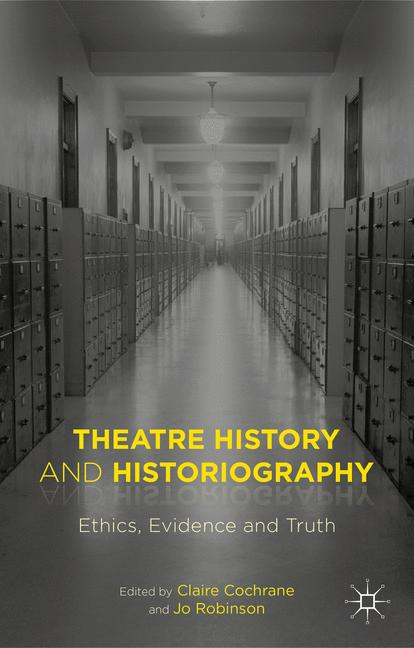 Cover of 'Theatre History and Historiography'