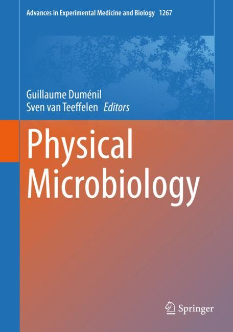 Cover of 'Physical Microbiology'