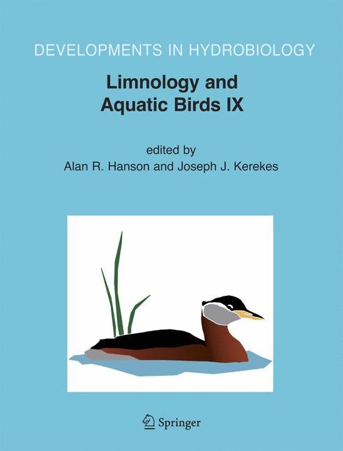 Cover of 'Limnology and Aquatic Birds'