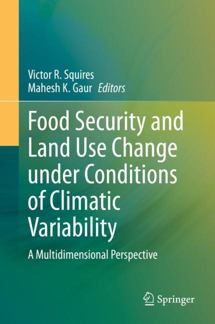 Cover of 'Food Security and Land Use Change under Conditions of Climatic Variability'