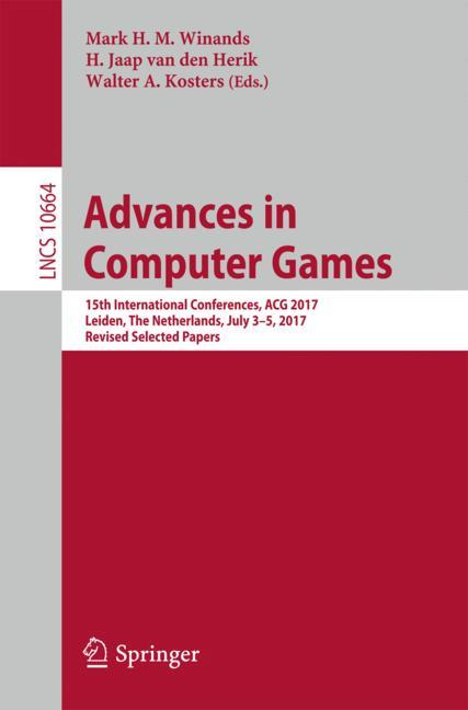 Cover of 'Advances in Computer Games'