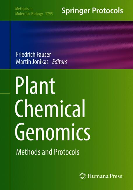 Cover of 'Plant Chemical Genomics'