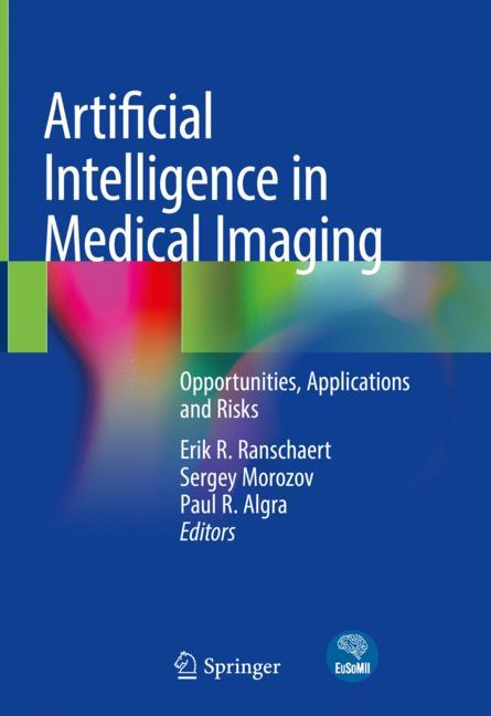 Cover of 'Artificial Intelligence in Medical Imaging'
