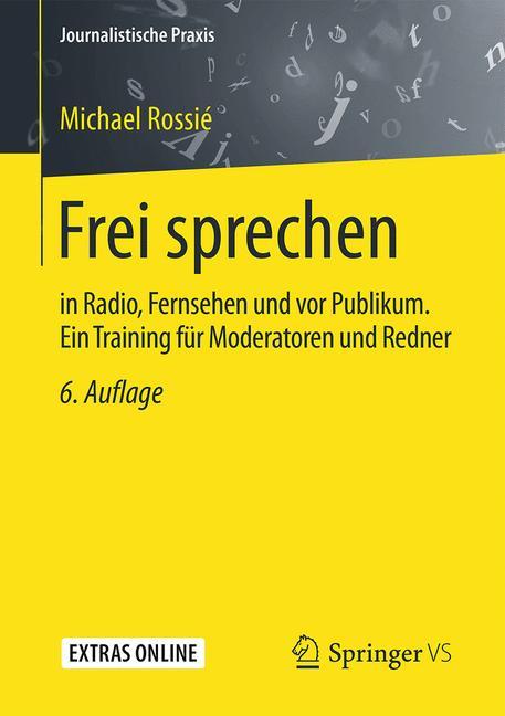 Cover of 'Frei sprechen'