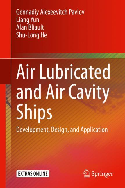 Cover of 'Air Lubricated and Air Cavity Ships'