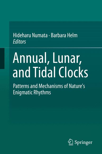 Cover of 'Annual, Lunar, and Tidal Clocks'