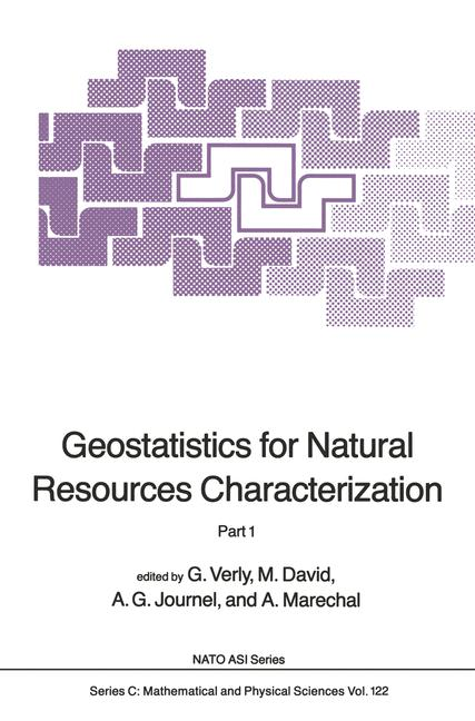 Cover of 'Geostatistics for Natural Resources Characterization'