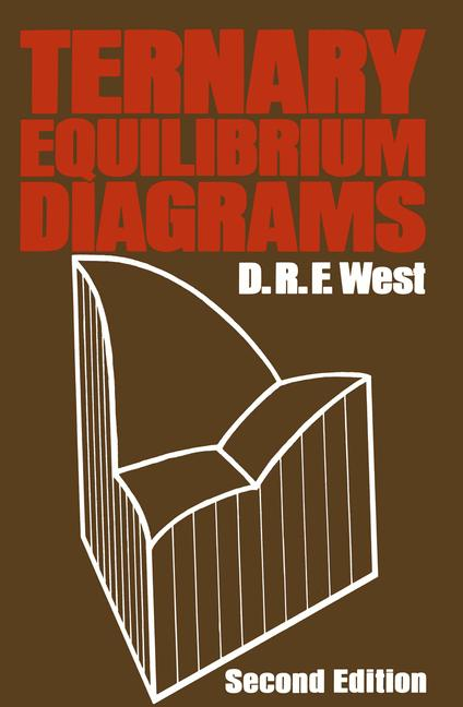 Cover of 'Ternary equilibrium diagrams'