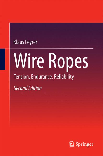 Cover of 'Wire Ropes'