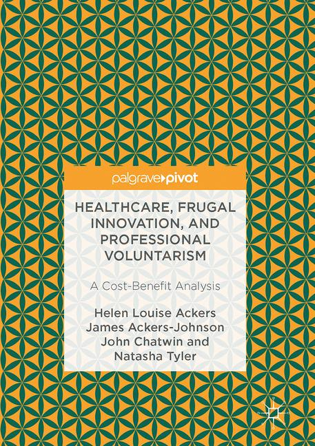 Cover of 'Healthcare, Frugal Innovation, and Professional Voluntarism'