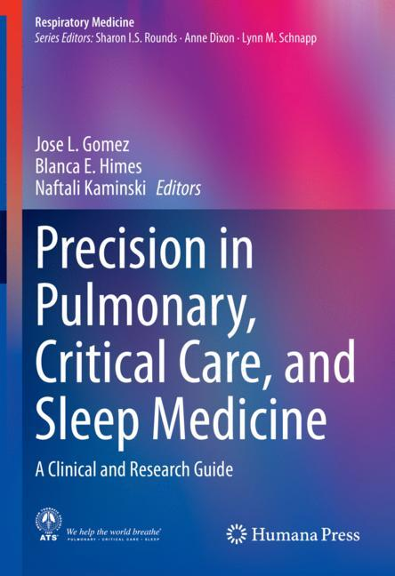 Cover of 'Precision in Pulmonary, Critical Care, and Sleep Medicine'