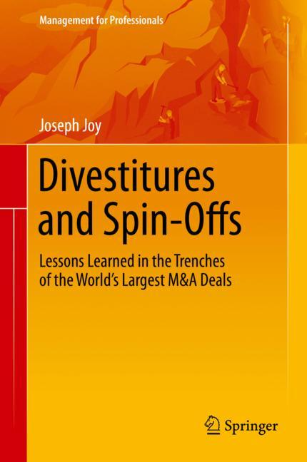 Cover of 'Divestitures and Spin-Offs'