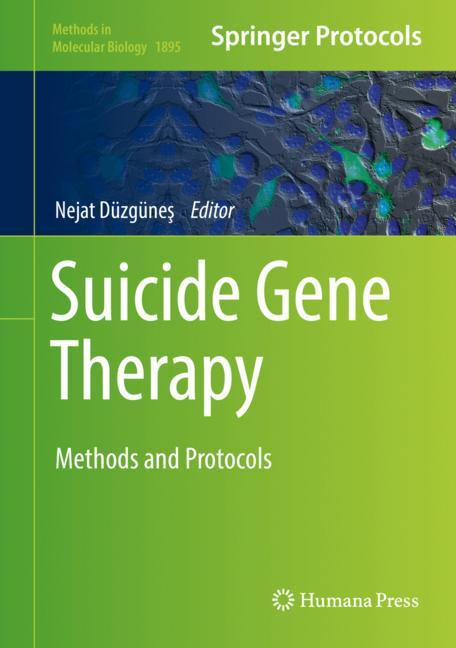 Cover of 'Suicide Gene Therapy'