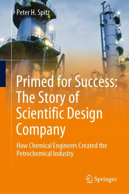 Cover of 'Primed for Success: The Story of Scientific Design Company'