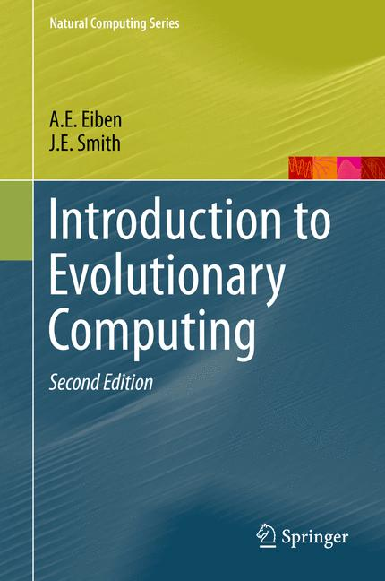 Cover of 'Introduction to Evolutionary Computing'