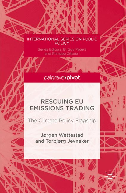 Cover of 'Rescuing EU Emissions Trading'