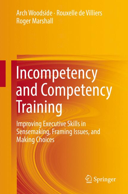 Cover of 'Incompetency and Competency Training'