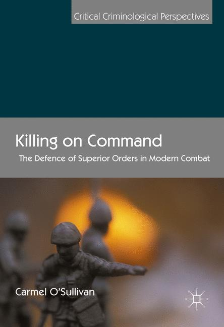 Cover of 'Killing on Command'
