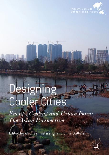 Cover of 'Designing Cooler Cities'