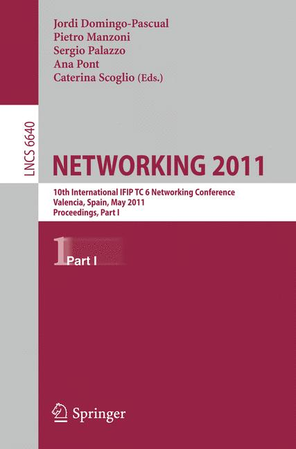 Cover of 'NETWORKING 2011'