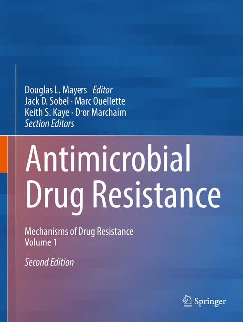 Cover of 'Antimicrobial Drug Resistance'