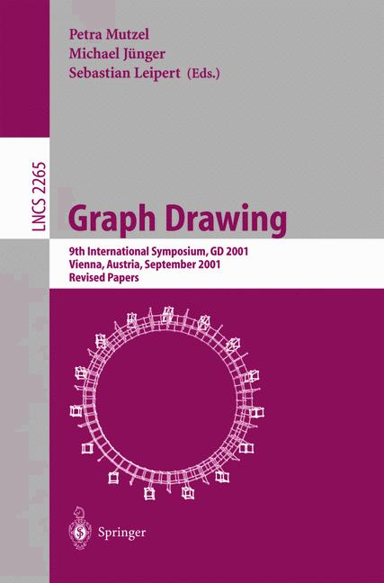 Cover of 'Graph Drawing'
