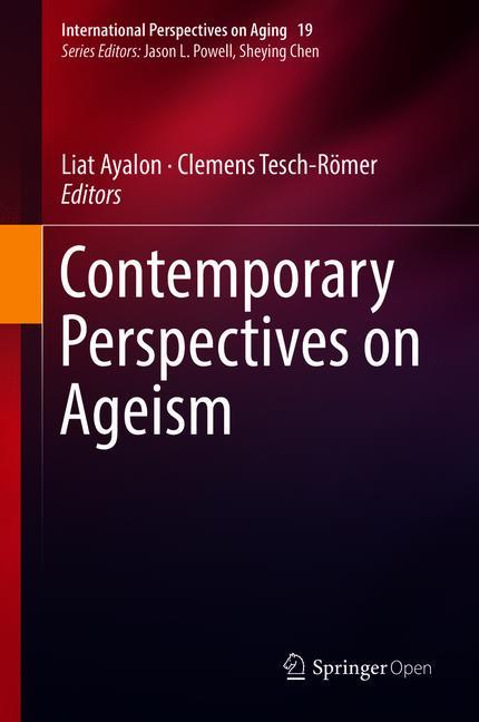 Cover of 'Contemporary Perspectives on Ageism'