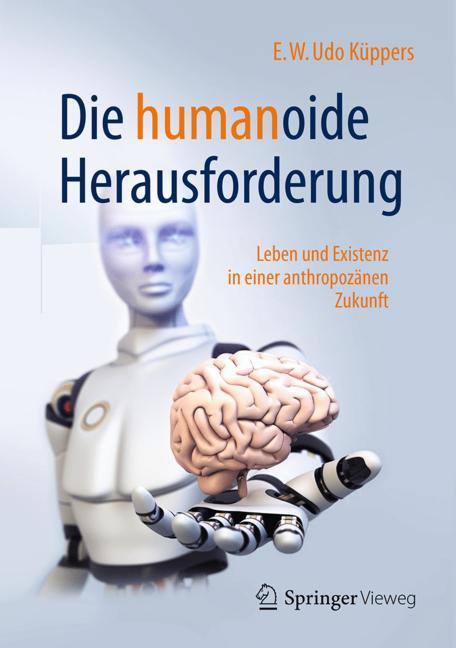 Cover of 'Die humanoide Herausforderung'