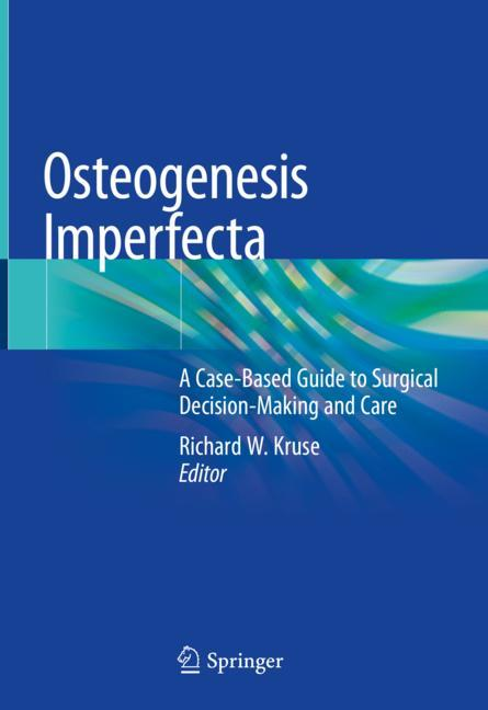 Cover of 'Osteogenesis Imperfecta'