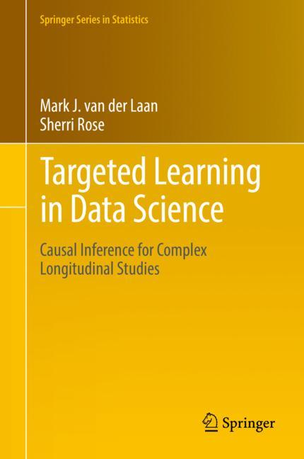 Cover of 'Targeted Learning in Data Science'