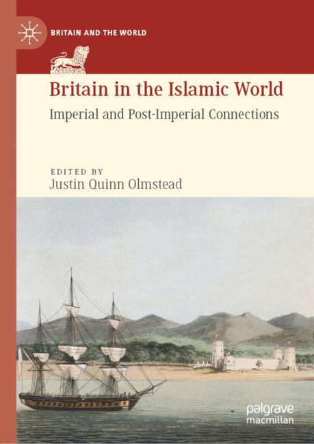 Cover of 'Britain in the Islamic World'