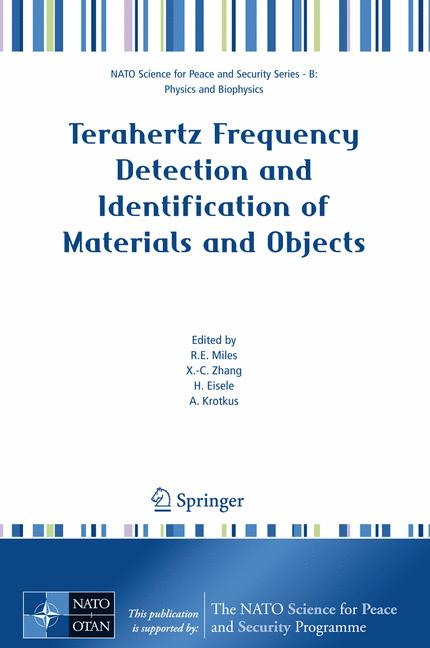 Cover of 'Terahertz Frequency Detection and Identification of Materials and Objects'