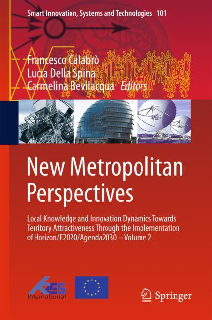 Cover of 'New Metropolitan Perspectives'