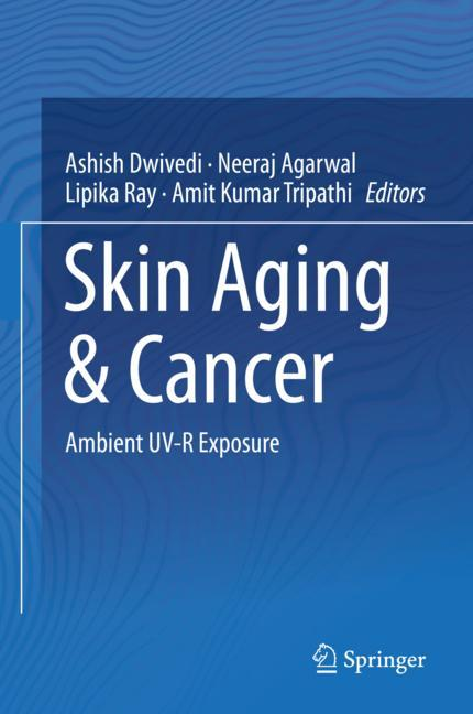 Cover of 'Skin Aging & Cancer'