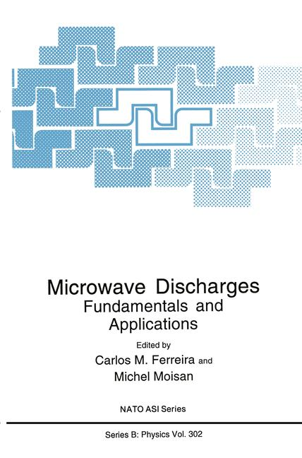 Cover of 'Microwave Discharges'