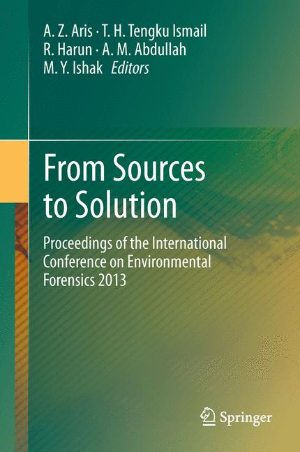 Cover of 'From Sources to Solution'