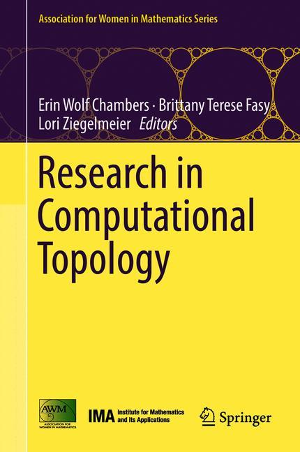 Cover of 'Research in Computational Topology'